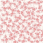 Kensington C3322 Red Floral by Emily Taylor for Riley Blake