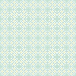 Kensington C3323 Blue Wallpaper by Emily Taylor for Riley Blake