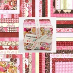 Kissing Booth 29 Fat Quarter Bundle by Basic Grey for Moda