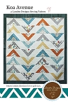 Koa Avenue Quilt Pattern by Lunden Designs