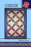 Lexington Quilt Pattern by Villa Rosa Designs