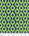 Ecco 6348-44B Lime Waves by Greta Lynn for Kanvas