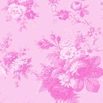 Sausalito Cottage LH13001 Pink Tonal Floral by Lakehouse