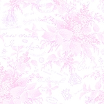 Sausalito Cottage LH13043 Baby Pink Floral Toile by Lakehouse EOB