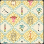 LillyBelle LB-1107 Creme French Sampler by Bari J for Art Gallery