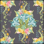 LillyBelle LB-1108 Dark Lilly Bouquet by Bari J for Art Gallery EOB