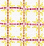 Little Folks Voile VAH04 Four Square Sweet by Anna Maria Horner