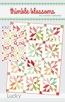 Lucky Quilt Pattern by Thimble Blossoms