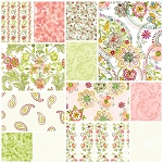 Marianna 13 Fat Quarter Set by Gray Sky Studios for In The Beginning
