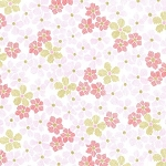 Glitz Flower MC6931 Pink by Michael Miller
