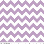 Chevron Medium C320-120 Lavender by Riley Blake