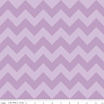 Chevron Medium C380-121 Lavender Tonal by Riley Blake