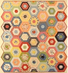 Merry-Go-Round Quilt Pattern by American Jane