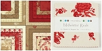 Midwinter Reds Charm Pack by Minick & Simpson for Moda