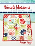 Mini Flower Patch Quilt Pattern by Thimble Blossoms