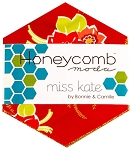 Miss Kate Honeycomb by Bonnie & Camille for Moda