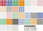 Modern Country 31 Fat Quarter Set by Mary Elizabeth Kinch for Windham