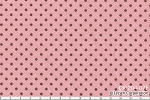 Mrs. March's Basic 30204-07 Pink Dot by Lecien EOB