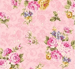 Elegant Roses QMS30752-11C in Pink by Kilala