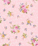 Elegant Roses QMS30752-13C in Pink by Kilala