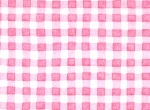 Nana's Garden 19706 Pink Gingham by Red Rooster EOB