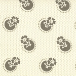 Northcote Range 35205-18 Cream Green Littleton by Moda