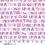 Once Upon a Time CX5467 Pink by Michael Miller