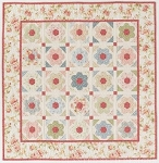 Posies Quilt Pattern by Planted Seed Designs