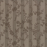 Papillon 4076-15 Stone Botanical Stripe by 3 Sisters for Moda