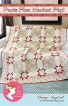 Paris Flea Market Find Quilt Pattern by It's Sew Emma