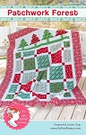 Patchwork Forest Quilt Pattern by It's Sew Emma