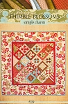 Simple Charm Table Topper Quilt Pattern