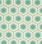 Bumble PETP002 Jade Honeycomb by Tula Pink for Free Spirit