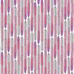 Biology Organic 126710 Lavender Plumes by Sarah Watson for Cloud 9