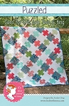 Puzzled Quilt Pattern by It's Sew Emma