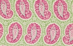 Belle PWAB110 Pink Henna Paisley by Amy Butler for Westminster