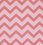 Haute Girls PWDF204 Pink Chevron by Dena Fishbein for Free Spirit