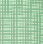Clementine PWHB058 Turquoise Dot Weave by Heather Bailey for Free Spirit