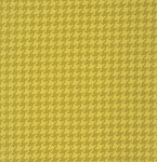 Ginger Snap PWHB061 Ginger Houndstooth by Free Spirit