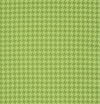 Ginger Snap PWHB061 Green Houndstooth by Free Spirit