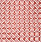 Ginger Snap PWHB063 Peppermint Snapdaisy by Heather Bailey for Free Spirit