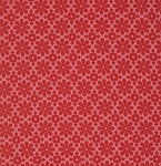 Ginger Snap PWHB063 Red Snapdaisy by Heather Bailey for Free Spirit