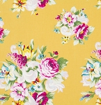 Circa PWJP071 Yellow Lindsey by Jennifer Paganelli for Free Spirit