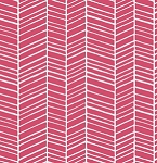 True Colors PWTC007 Pink Herringbone by Joel Dewberry for Free Spirit