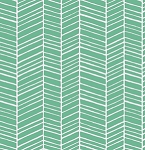 True Colors PWTC007 Turquoise Herringbone by Free Spirit