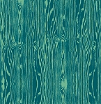 True Colors PWTC008 Teal Wood Grain by Joel Dewberry for Free Spirit