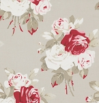 Petal PWTW055 Parchment Lg Antique Roses by Tanya Whelan Free Spirit