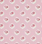Petal PWTW059 Pink Sweetie Rose by Tanya Whelan for Free Spirit