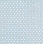 Petal PWTW060 Blue French Dots by Tanya Whelan for Free Spirit