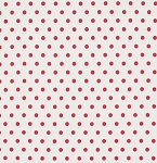 Petal PWTW060 Ivory French Dots by Tanya Whelan for Free Spirit